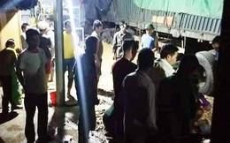 Xe đầu kéo lao vào nhà dân khiến 2 vợ chồng chủ nhà tử vong