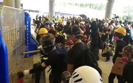 Cảnh sát Hong Kong bắt giữ 159 người dính líu bạo lực