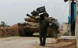 Sau thất bại liên tiếp, khủng bố IS bất ngờ phục kích quân đội Syria