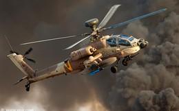 Trực thăng vũ trang Israel trút hỏa lực dữ dội xuống lực lượng Hezbollah