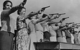 Loạt ảnh ấn tượng về vai trò của nữ giới trong Thế chiến thứ 2