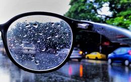 Nỗi khổ chỉ có hội đeo kính cận đi trời mưa mới hiểu và cách giải quyết đây rồi!