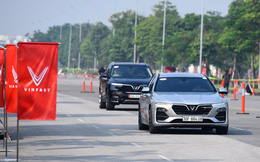 VinFast đồng loạt tăng giá bán mẫu ô tô Lux SA2.0 và Lux A2.0