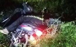 Nam thanh niên gục chết trên xe máy trước cổng trường mầm non ở Hòa Bình