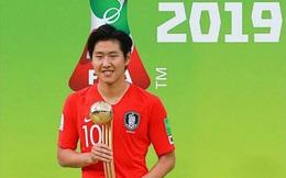 Dự VCK U23 châu Á, U23 Hàn Quốc mất cầu thủ từng nhận QBV U20 World Cup vì lý do đáng tiếc