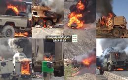 Houthi thắng lớn chưa từng có, bắt sống 2.000 lính Saudi - 2 tàu khu trục Mỹ chất đầy Tomahawk áp sát Syria