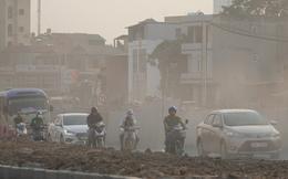 Chuyên gia: Ô nhiễm không khí Hà Nội hiện gấp khoảng 2 lần mức độ cho phép
