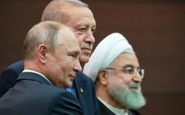 """Trao """"liều thuốc"""" đáng giá ở Syria, Nga-Iran """"tọa sơn"""" chờ Thổ Nhĩ Kỳ """"tương tàn"""" với Mỹ?"""