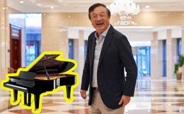 Sở thích tặng quà 'có một không hai' của CEO Huawei Nhậm Chính Phi