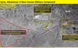 Iran lập căn cứ quân sự khổng lồ ở Syria, chứa hàng ngàn binh lính và tên lửa chính xác