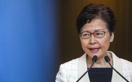 SCMP: Nhượng bộ người biểu tình Hồng Kông, chiều nay bà Carrie Lam rút hoàn toàn dự luật dẫn độ