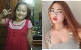 """Yêu ai cũng bị """"cắm sừng"""", cô gái sở hữu vòng một 95 cm quyết giảm cân và cái kết mĩ mãn"""
