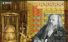 Sau 150 năm tồn tại, có phải đã đến lúc đảo lộn bảng tuần hoàn Mendeleev?