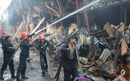 Bộ trưởng TNMT: Vụ cháy Cty Rạng Đông có mức nguy hại trung bình