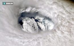 Những hình ảnh 'quái vật' của siêu bão Dorian nhìn từ vệ tinh: Riêng mắt bão rộng 39 km!