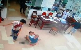 Các đối tượng hỗn chiến tại bệnh viện Tiền Giang là bạn chơi chung nhóm