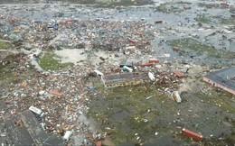 24h qua ảnh: Đảo Bahamas như ngày tận thế sau siêu bão Dorian
