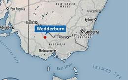 Hành tinh vỡ tan, rơi vật chất lạ xuống nước Úc