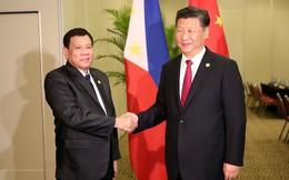 Ông Duterte hé lộ cuộc đối thoại với ông Tập Cận Bình về phán quyết Biển Đông