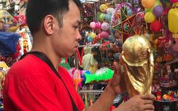 Dịch vụ ăn theo bóng đá hút khách trước thềm trận kinh điển Việt Nam và Thái Lan