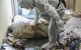 Nhật Bản: Dọn dẹp nhà cửa cho những xác chết cô độc với lương tháng trăm triệu nhưng không mấy ai dám làm