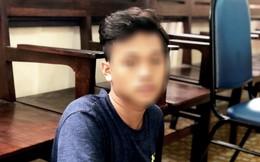 """Trinh sát truy đuổi tóm gọn hai tên cướp """"nhí"""" giữa trung tâm Sài Gòn"""