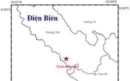 Điện Biên xảy ra trận động đất thứ 8 trong năm