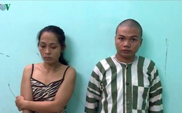 Bắt đôi nam nữ giả vờ người thuê trọ để trộm hàng loạt xe máy