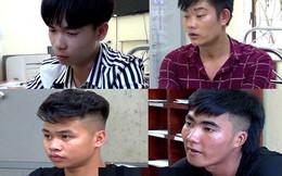 4 thanh niên bế thiếu nữ say rượu vào nhà nghỉ hiếp dâm ở Lào Cai