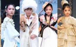 """Mẫu nhí Việt """"khuấy đảo"""" sàn diễn Bangkok International Kids Fashion Show 2019"""