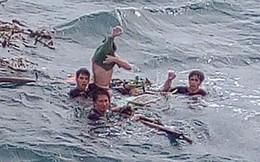 Nghe tin anh trai mất tích trên biển, em gái ở nhà tăng huyết áp, sốc rồi tử vong