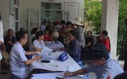 53 người được chỉ định vào viện trong buổi đầu khám miễn phí cho dân sau vụ cháy Công ty Rạng Đông