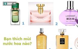 Đọc vị tính cách qua mùi nước hoa ưa thích: Người yêu hương hoa hồng có cá tính rất thú vị