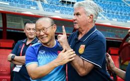 """3 bài học từ HLV Guus Hiddink giúp thầy Park """"đổi đời"""" cùng ĐT Việt Nam"""