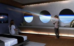 Đây là hình ảnh bên trong của khách sạn không gian đầu tiên trên thế giới, dự kiến đưa vào quỹ đạo năm 2025