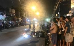 Người đàn ông đi xe máy nghi bị xe bồn cán tử vong thương tâm trong đêm