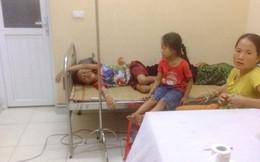 Sau tiệc tân gia, 30 người nôn mửa phải nhập viện cấp cứu