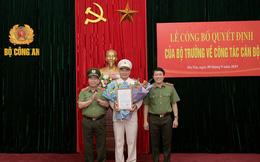 Thiếu tướng Tô Ân Xô làm Chánh Văn phòng kiêm Người phát ngôn Bộ Công an