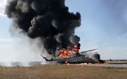 """""""4 ngày tử thần"""" vừa qua của không quân Nga kinh hoàng ra sao?"""