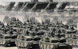 Nhìn lại những cuộc duyệt binh đáng nhớ nhất của Quân đội Trung Quốc