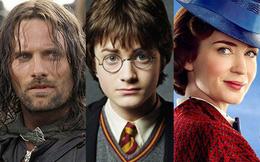 7 bộ phim chuyển thể từ tiểu thuyết đình đám: Harry Potter và The Lord of the Rings, series nào hấp dẫn hơn?