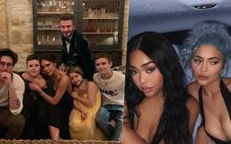 Loạt sao Âu Mỹ khoe ảnh đón năm mới: Người sum vầy hạnh phúc bên gia đình, kẻ xúng xính váy áo gợi cảm dự tiệc