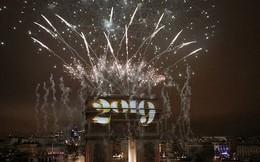 Paris trải qua đêm giao thừa thế nào trước đe dọa biểu tình quy mô lớn?