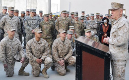 Giải mã lời cuối Bộ trưởng Mattis gửi binh sĩ Mỹ