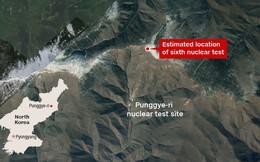 Nghi vấn động đất ở Triều Tiên vừa xảy ra do thử nghiệm hạt nhân từ năm 2017