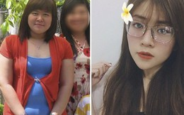 Tỏ tình bị từ chối vì nặng đến một tạ, thiếu nữ debut một cú cực mạnh nhờ giảm 42kg