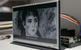 Very Slow Movie Player: Thiết bị kỳ lạ biến bộ phim dài 2 tiếng 17 phút thành 8220 tiếng bằng cách hiển thị 24 hình/giờ