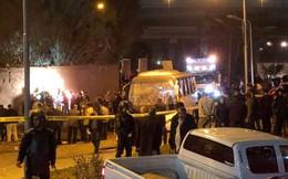 Đêm trắng kinh hoàng ở Ai Cập