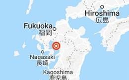 Động đất cường độ 5 tại Nhật Bản, không có cảnh báo sóng thần