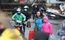 Thời tiết 4/1: Hà Nội rét đậm kèm mưa, Nam Bộ mưa dông
